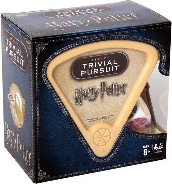 Trivial Pursuit Harry Potter - Engelstalig Kaartspel