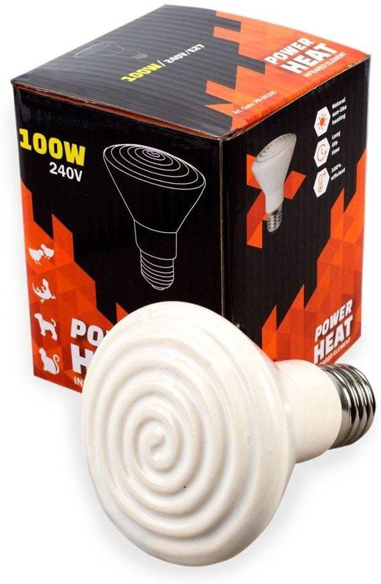 Donkerstraler 250 watt