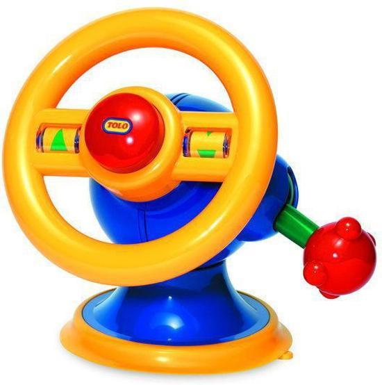 Bolcom Baby Autostuur Onbekend Speelgoed