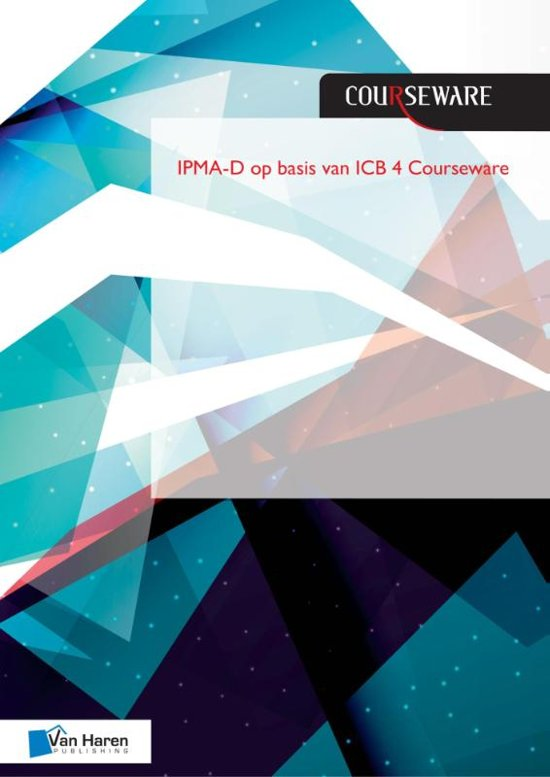 Courseware boeken IPMA D op basis van ICB 4 Courseware