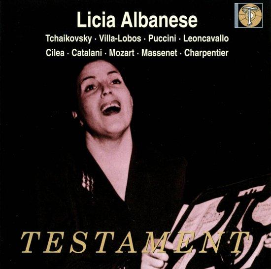 Tosca/Wally/Adriana/Pagliacci/Otell