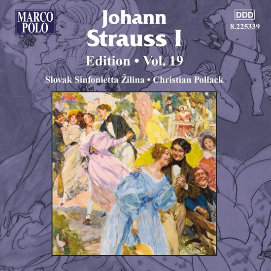 Strauss I: Edition.Vol.19