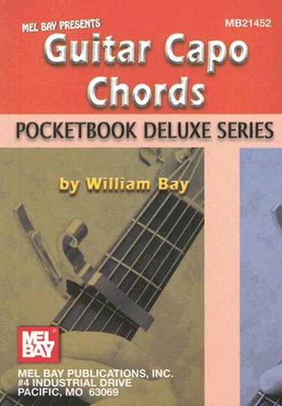 Bol Guitar Capo Chords William Bay 9780786675289 Boeken