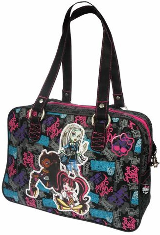 Schoudertas Kind : Bol monster high omhang hand schoudertas school