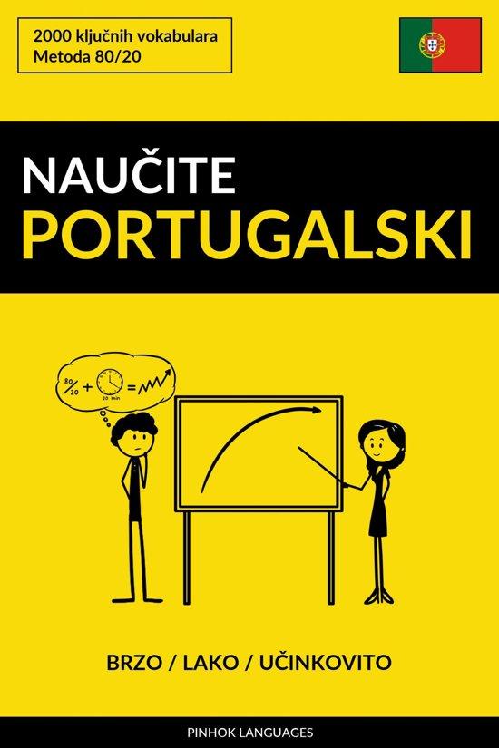 Naučite Portugalski - Brzo / Lako / Učinkovito