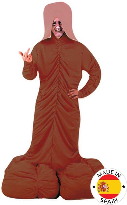 grote penis kostuum