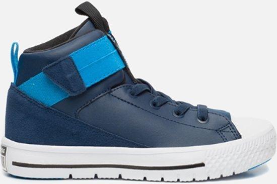 5c9129390e0 Converse Jongens Sneakers Chuck Taylor High Street Kids - Blauw - Maat 35