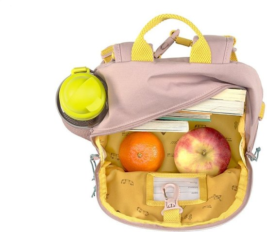 Lässig Mini Tipi Adventure Kinderrugzak Backpack Roze b7IgyvmY6f