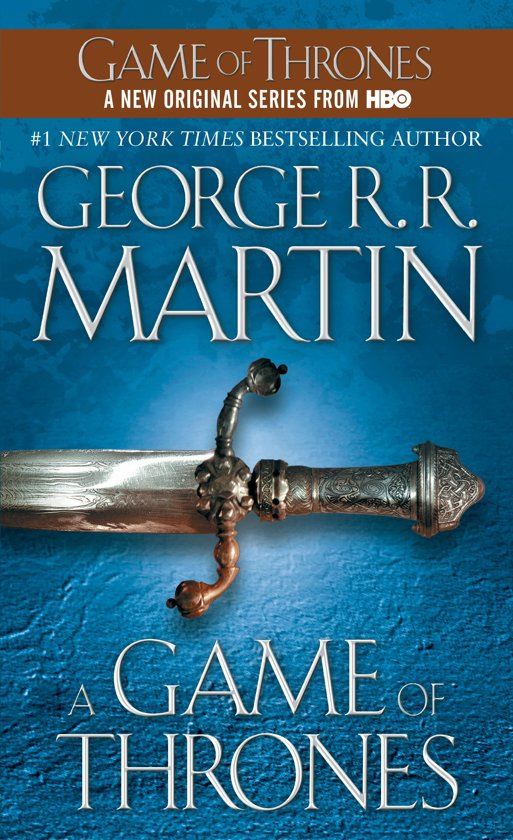 A Song of Ice and Fire 1 - A Game of Thrones