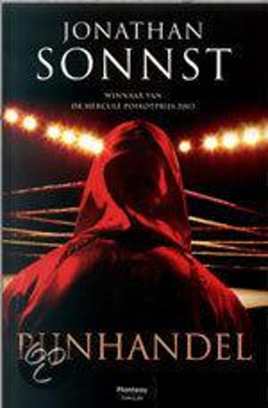 Pijnhandel - Jonathan Sonnst |