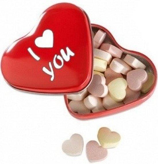 Bolcom I Love You Snoepjes Blikje Speelgoed