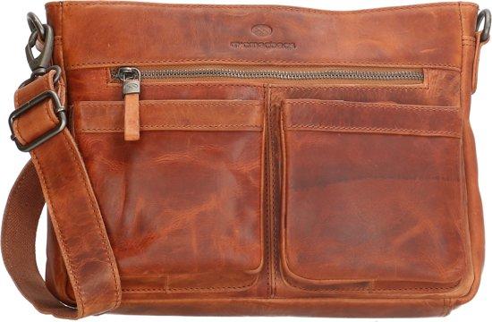 3e2035e71c8 bol.com | Micmacbags-Colorado dames schoudertas cognac
