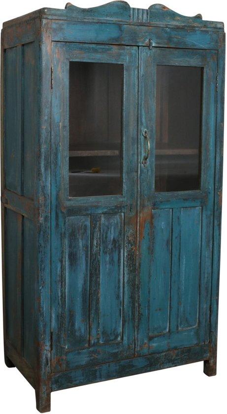 bol one world interiors kast varanasi vintage 2 deurs