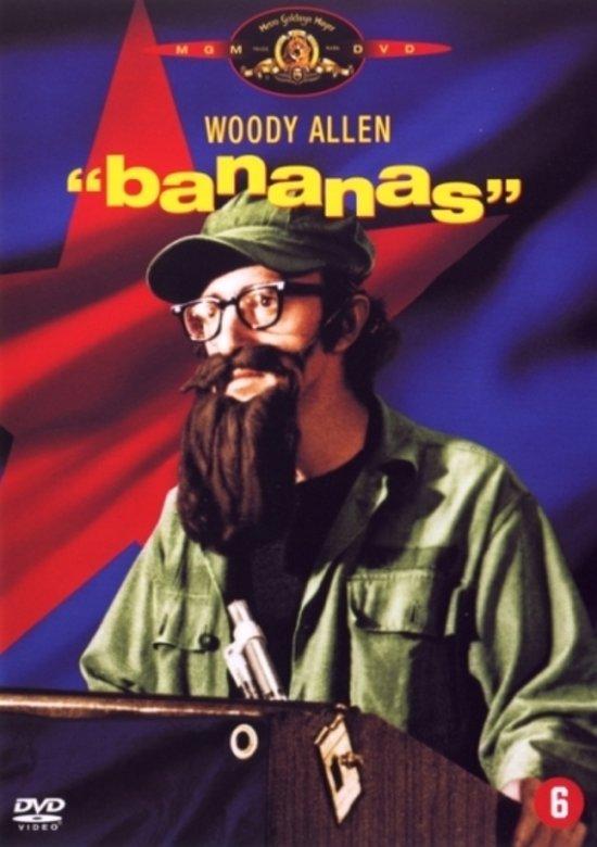 Cover van de film 'Bananas'