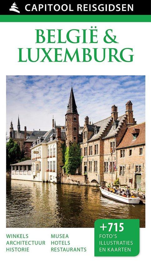 Capitool reisgids België