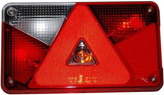 Multipoint 5 - Achterlicht - met achteruit 24-8700-000 - 5 polig -