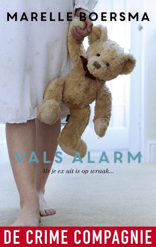 Boek cover Vals alarm van Marelle Boersma (Onbekend)