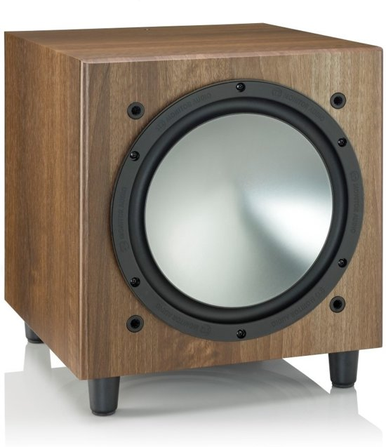 Monitor Audio Bronze W10 - Walnoot