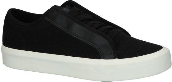 G-Star - Strett Low - Sneaker laag sportief - Heren - Maat 46 - Zwart;Zwarte - 990 -Black