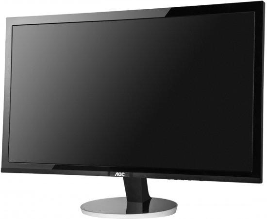 AOC Q2778VQE 27'' Wide Quad HD LED Zwart computer monitor