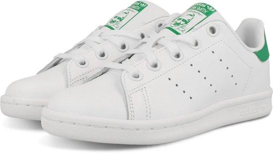 356c09dd4c8 bol.com | ADIDAS STAN SMITH EL C BA8375 - Sneakers - Kinderen - Wit ...