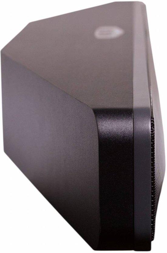 Q Acoustics Media 4 Zwart