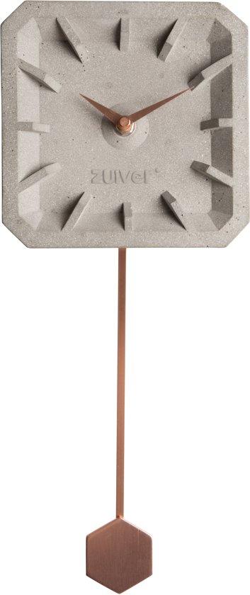 Zuiver Tiktak Time Wandklok 15,5 x 15,5 cm