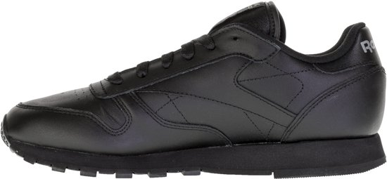 Sneakers Classics Dames black Maat Leather Int 39 Reebok qRdESE
