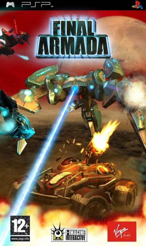 Final Armada /PSP