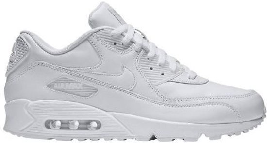 nike air max 90 wit heren