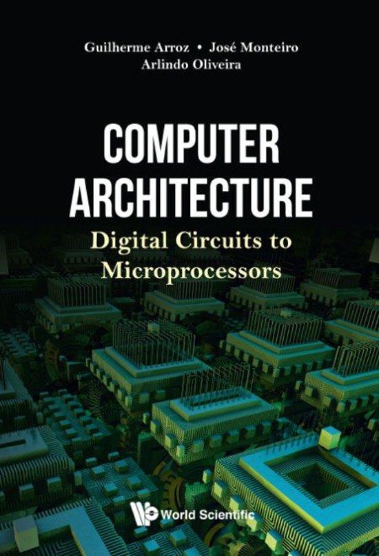 Boek cover Computer Architecture van Guilherme Arroz (Onbekend)