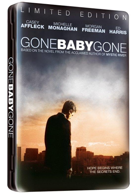 Cover van de film 'Gone Baby Gone'