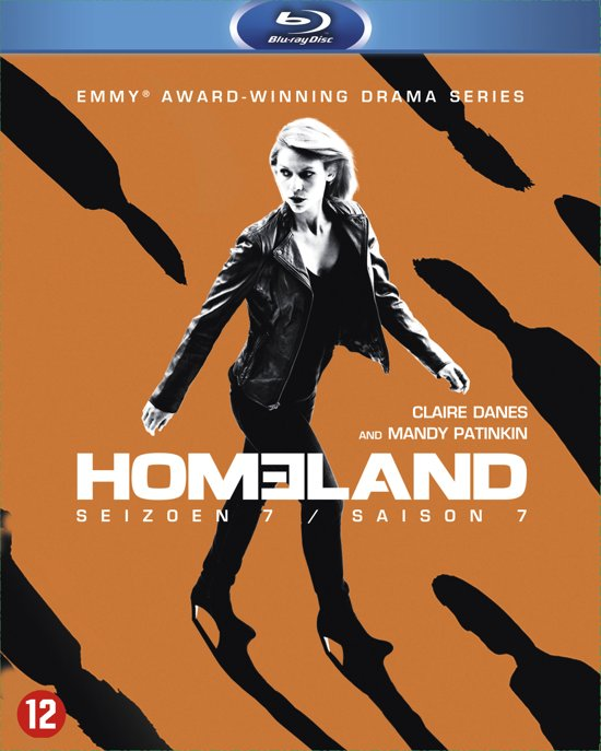 Homeland - Seizoen 7 (Blu-ray)