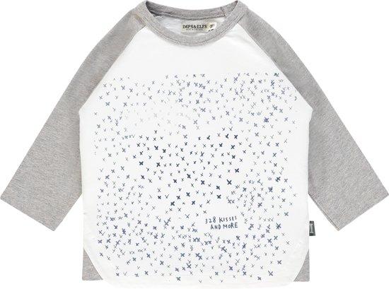 Imps&elfs Shirt Cleveland - White White - Maat 116