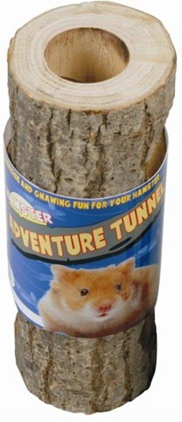 Happy Pet Adventure Tunnel - Small - 17 x 5.5 x 5.5 cm
