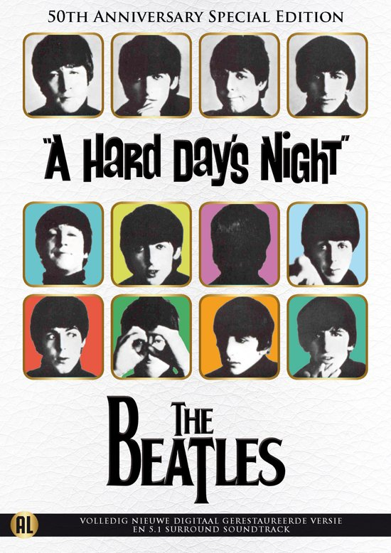 A Hard Day's Night (50th Anniversary Special Edition)