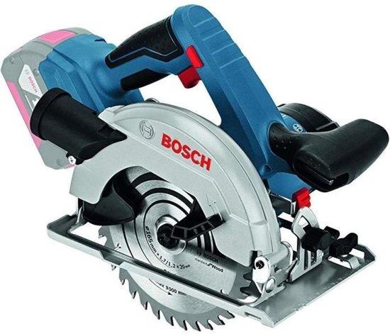 Bosch GKS 18V-57 Professional accu-cirkelzaag