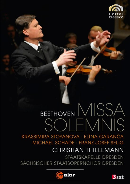 Thielemann Missa Solemnis Dresden