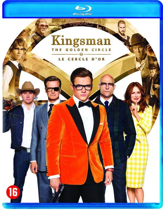 Kingsman - The Golden Circle (Blu-ray)