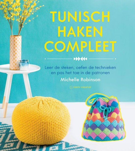 Bolcom Tunisch Haken Compleet Michelle Robinson 9789462501881