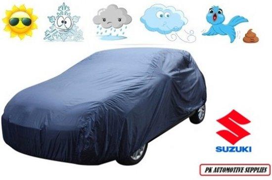 Autohoes Blauw Kunstof Suzuki Swift 2005-2010