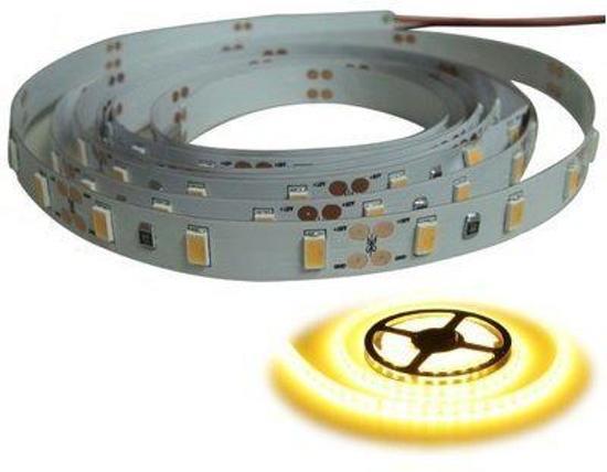 LED strip WARM WIT 5-meter EXTRA FEL Plug&Play WATERPROOF
