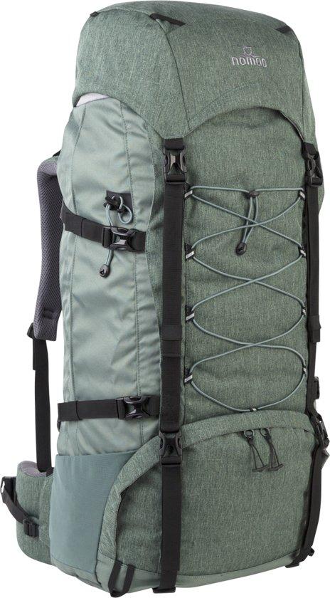 b6f8761d9aa bol.com | Nomad backpack Karoo 70 liter - olijfgroen