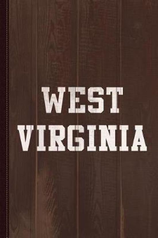 West Virginia Journal Notebook
