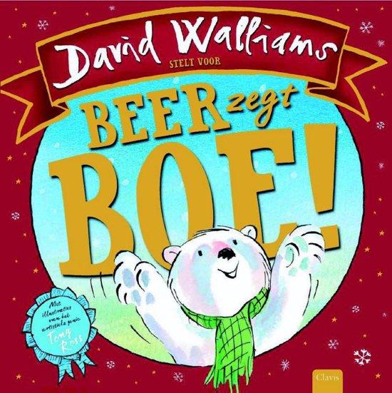 Beer zegt boe!
