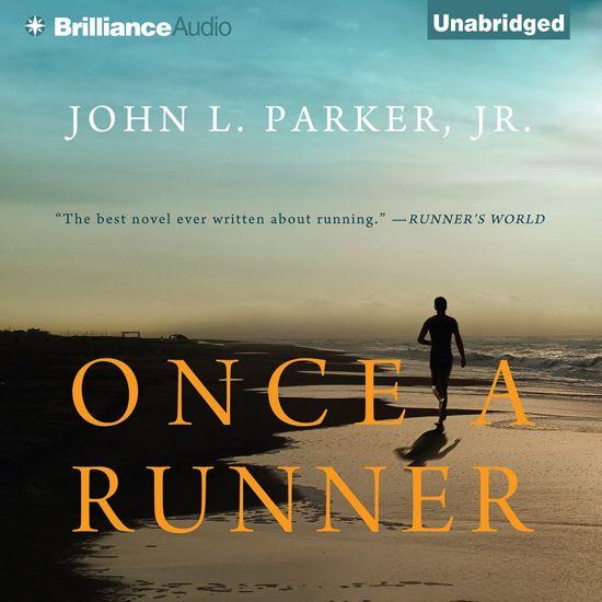 Boek cover Once a Runner van John L. Parker Jr. (Onbekend)