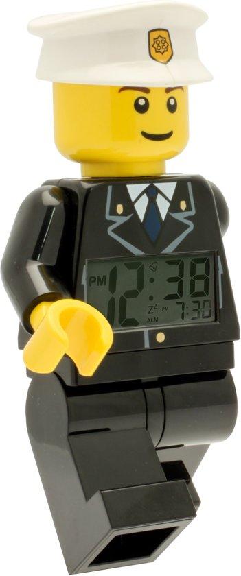 LEGO City Politie Agent Wekker
