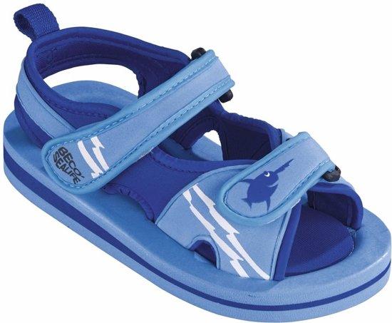 Blauwe watersandalen / waterschoenen  voor baby / peuter 22-23 (18-24 mnd)
