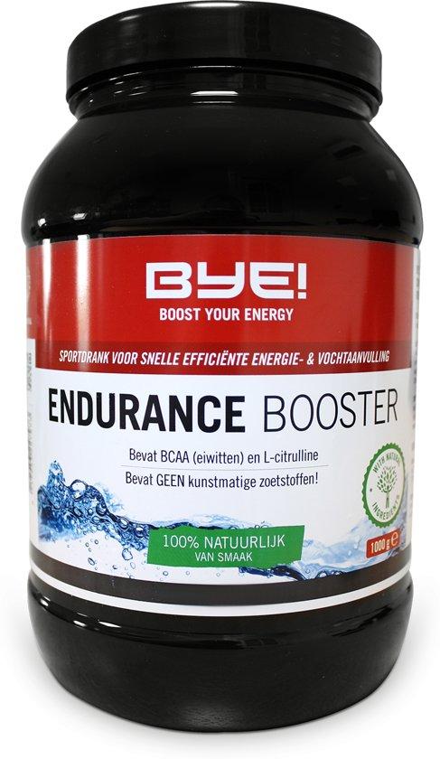 BYE! Endurance Booster Sportdrink - Citrus - 1000 gram