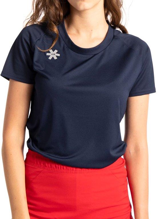 Osaka Training Shirt Dames - Shirts  - blauw donker - XL